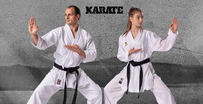 Kwon Scarpe in tela per sport da combattimento Bianco